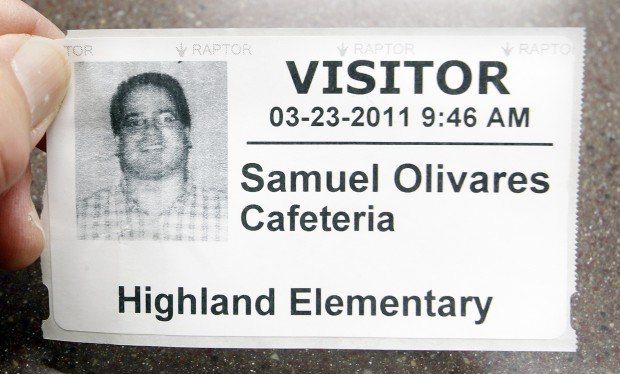 School Visitors Must Show Photo Id Local News