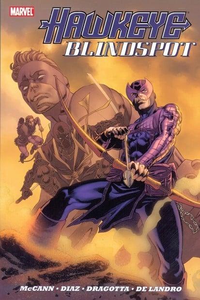 'Hawkeye' Avenger comic