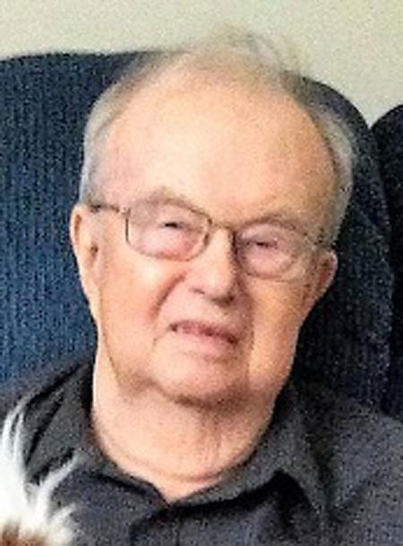 Cecil M. Olson