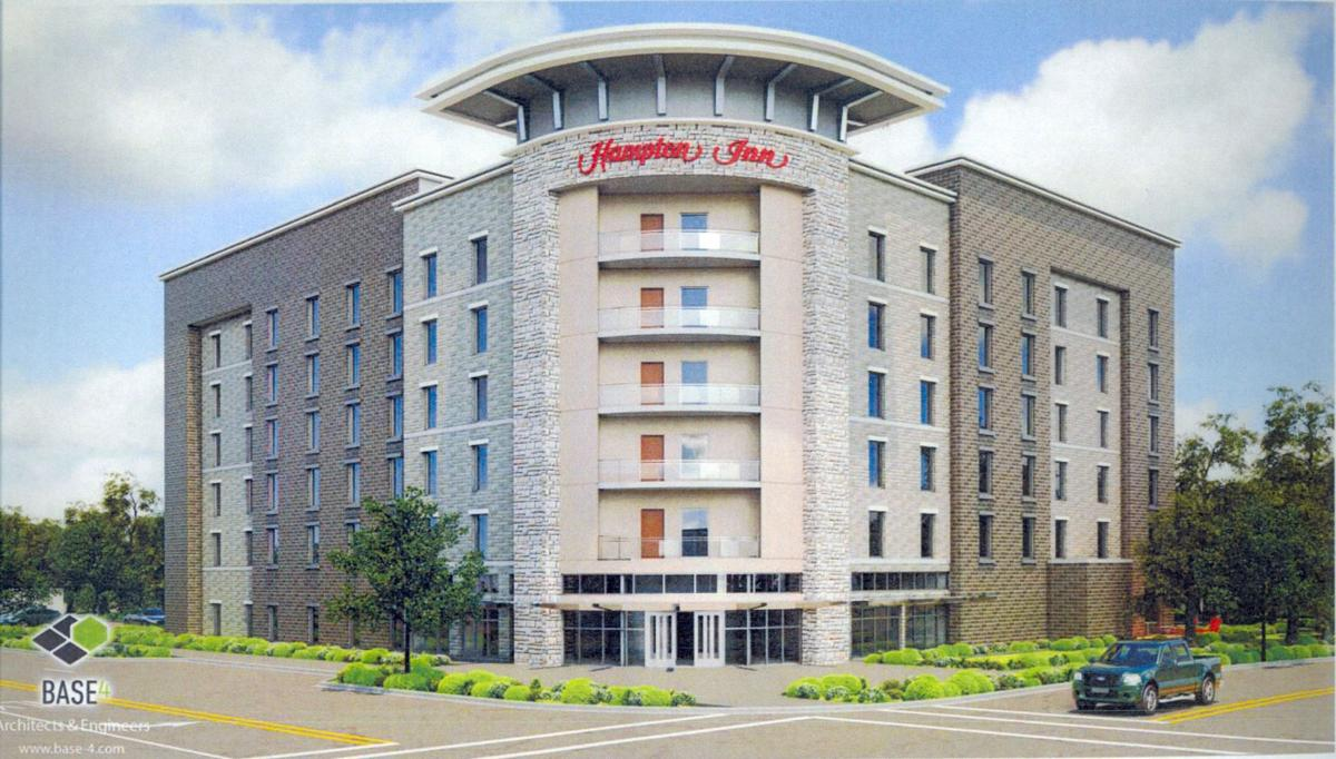 Six Story Hotel Proposed In Downtown Cedar Falls