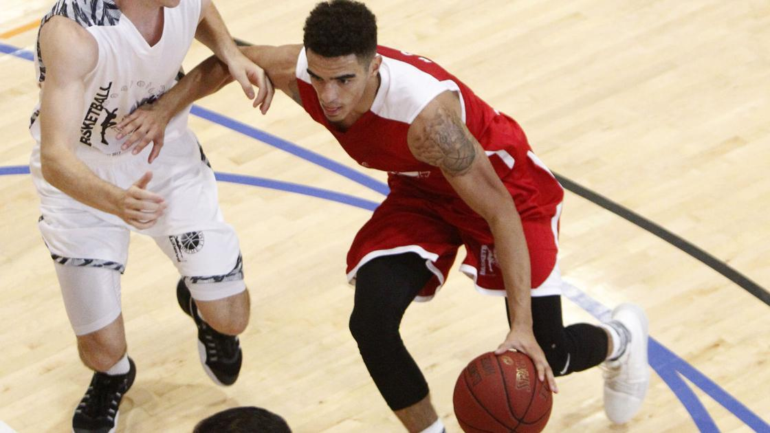 College basketball: McCloud shines in second set of PTL games - Waterloo Cedar Falls Courier