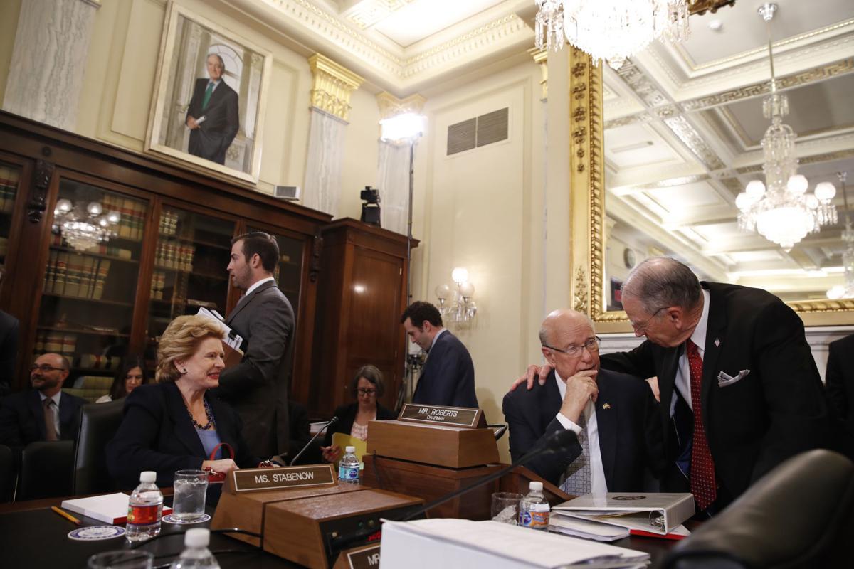 Senate Farm Bill