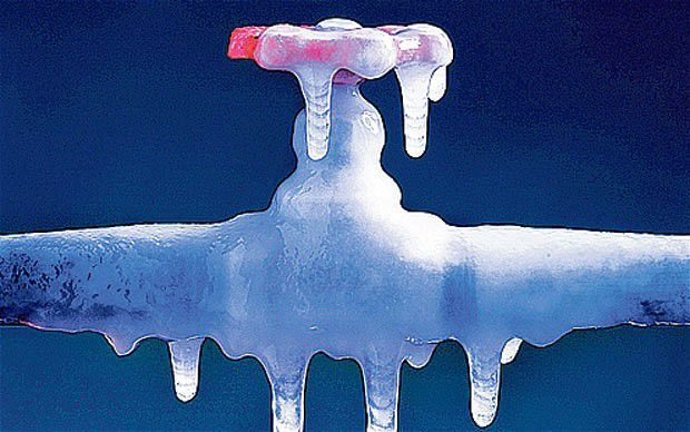 Warning issued on pipe freezes | Local News | wcfcourier.com