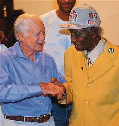 Jimmy Carter, Roosevelt jackson