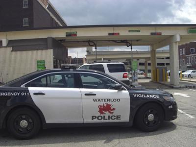 Waterloo Regions bank robbery