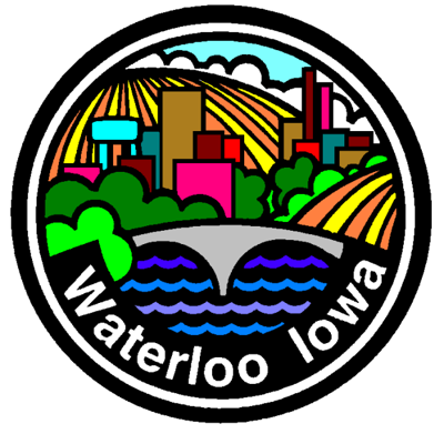 City of Waterloo Iowa logo
