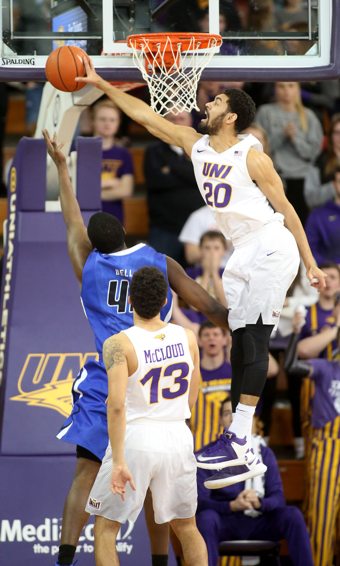 College basketball: Panther men hold off Sycamores, 65-60 | Men's ...