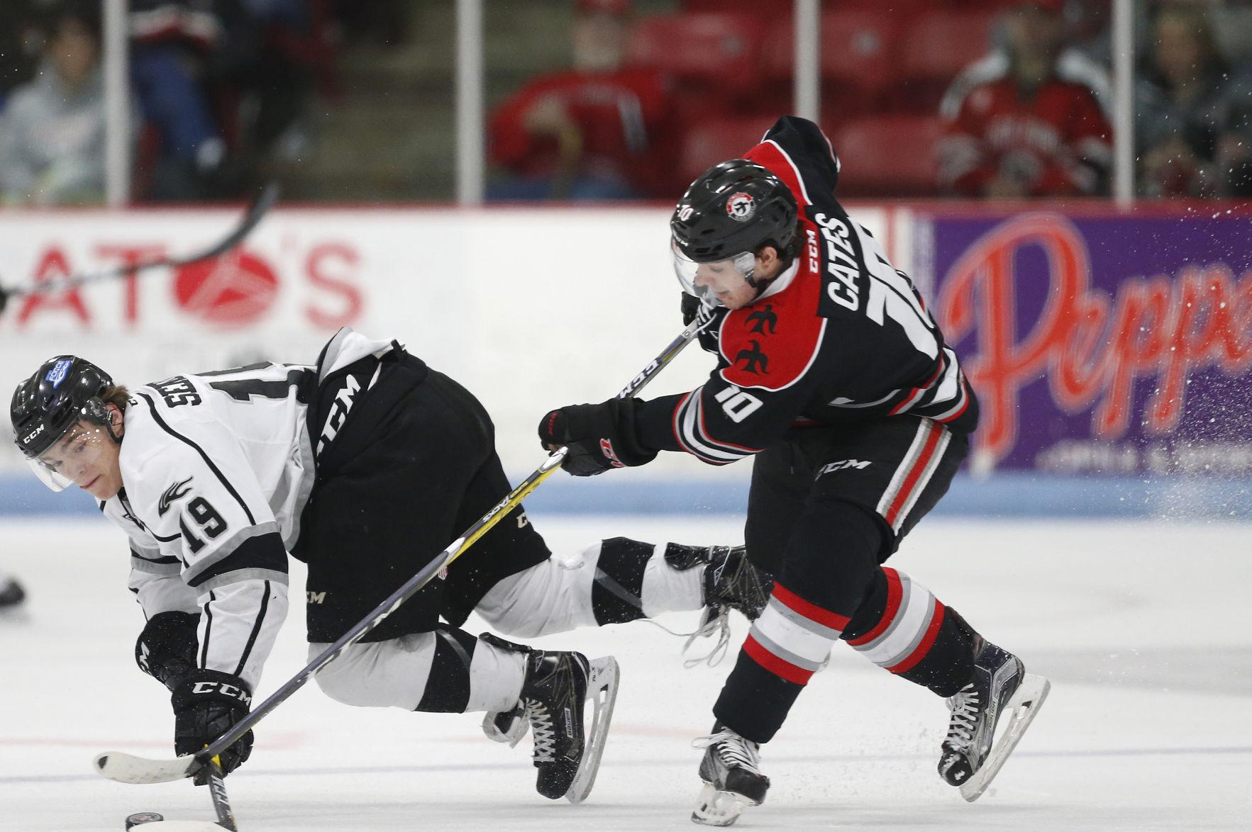 USHL: O'Handley Still Processing 2016-17