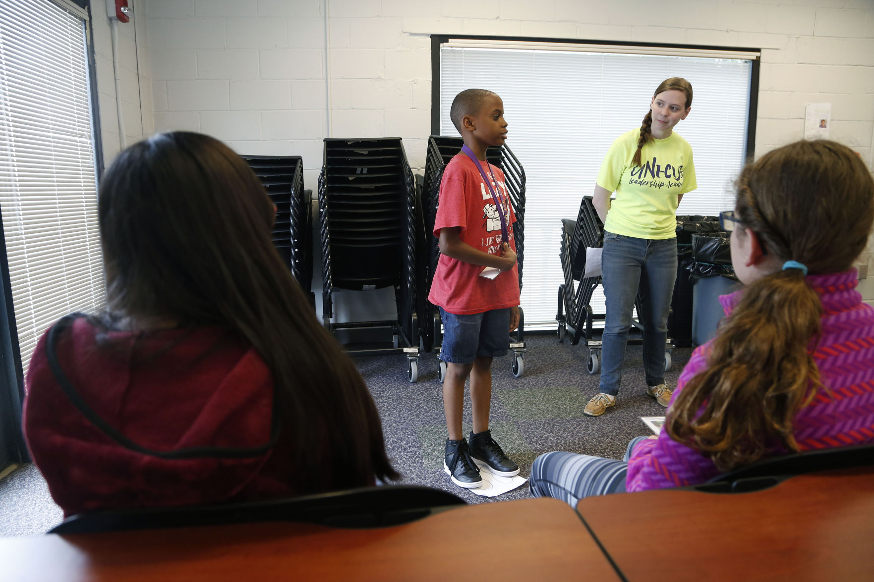 elementary teacher resume%0A Summer academy prepares students to be leaders in middle school   Education  News   wcfcourier com