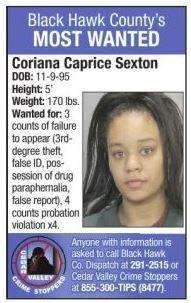 Coriana Caprice Sexton
