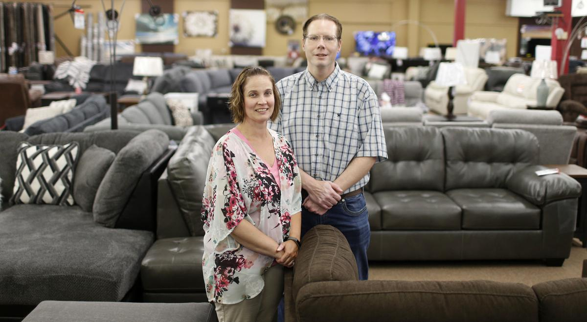 Local First Feature Waverly Furniture Store Has Different Way Of