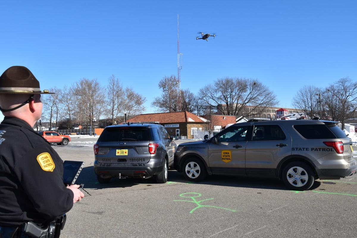 Iowa State Patrol - sUAS 1