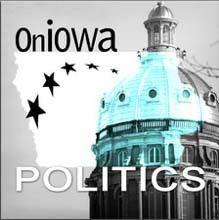 On Iowa Politics logo
