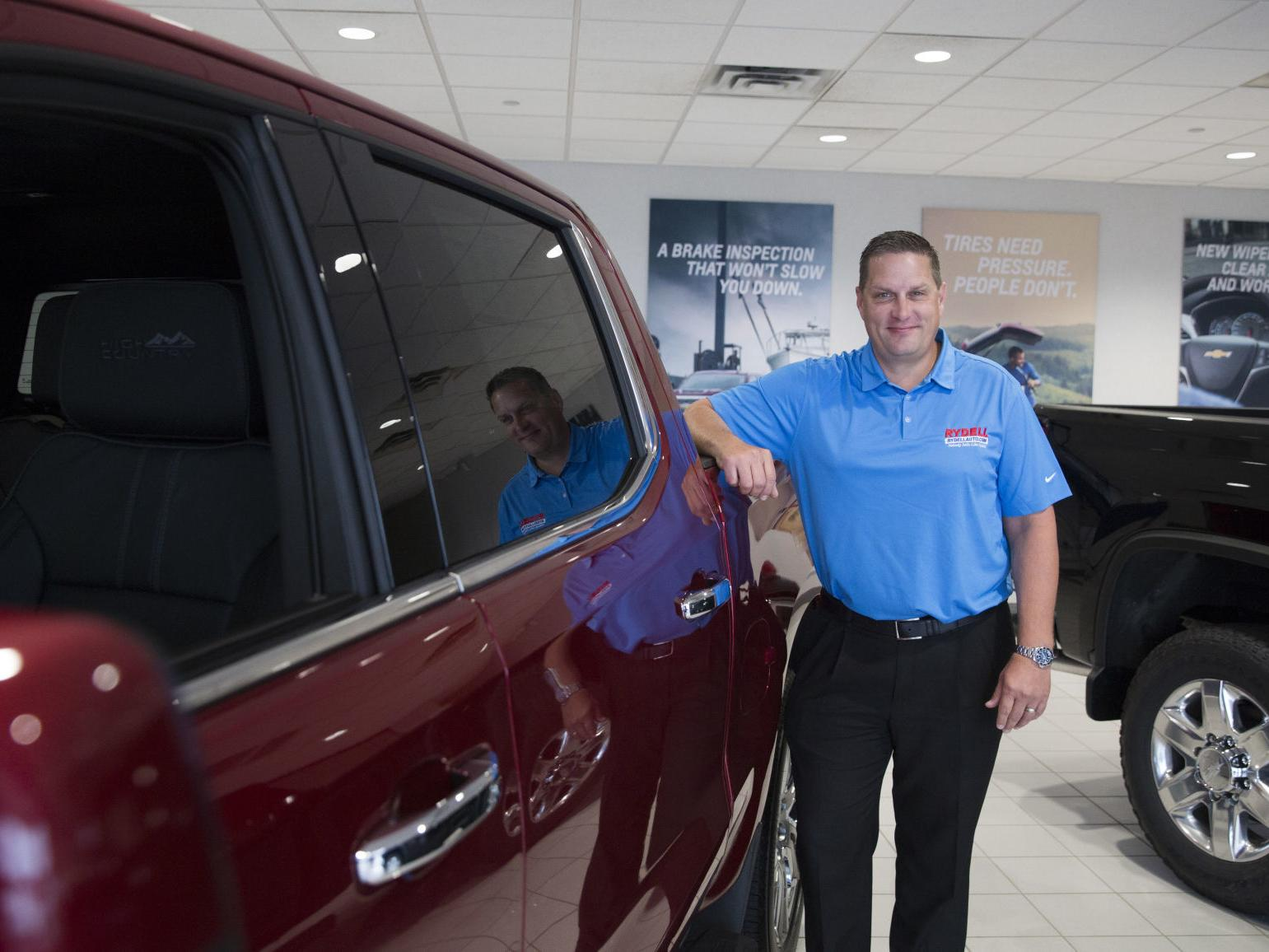 Rydell Chevrolet Founder Retires But Business Staying In The Family Business Local News Wcfcourier Com
