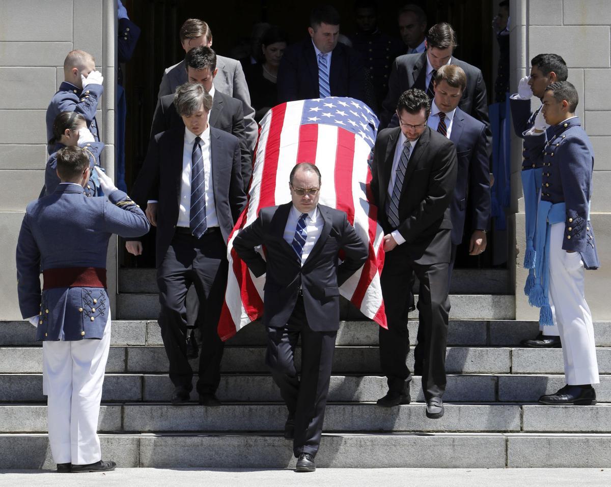 Hollings Funeral