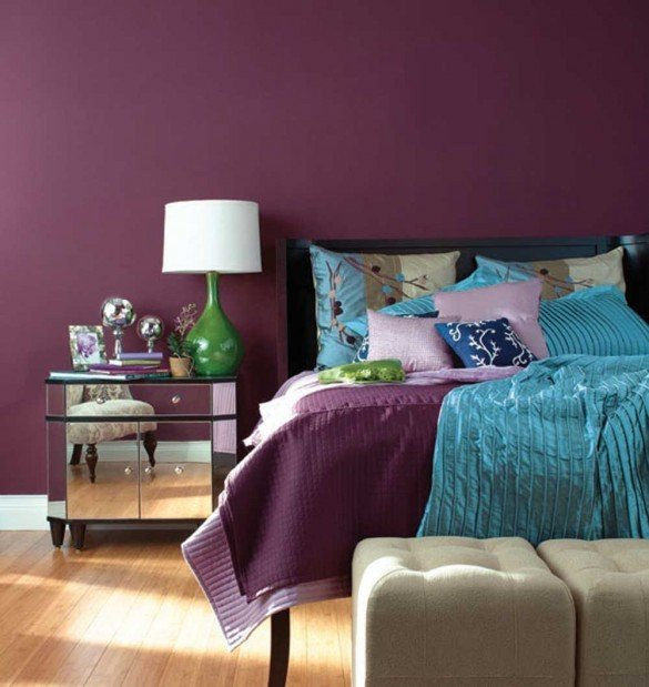 Blackberry Sherwin Williams 7577