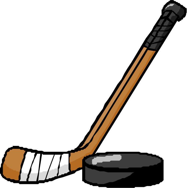 clip art hockey