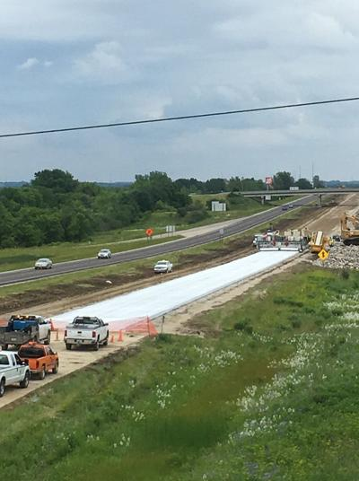 Traffic switch coming on Highway 20 through Waterloo Monday