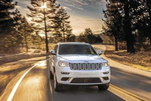 2020 Jeep Grand Cherokee.