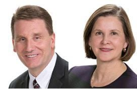 Steve Willemssen and Susan Whitson