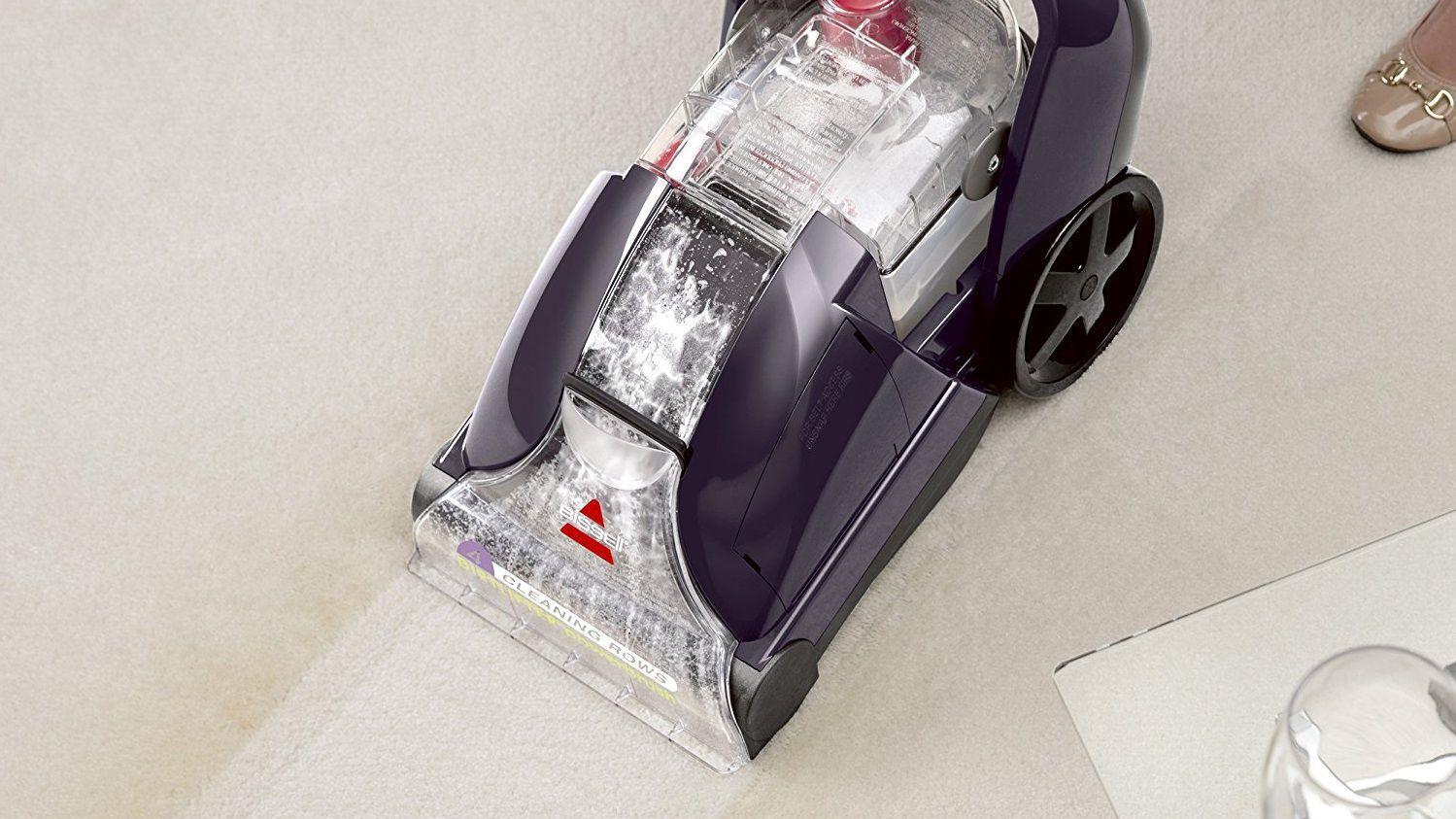 The best carpet cleaners for high-traffic areas