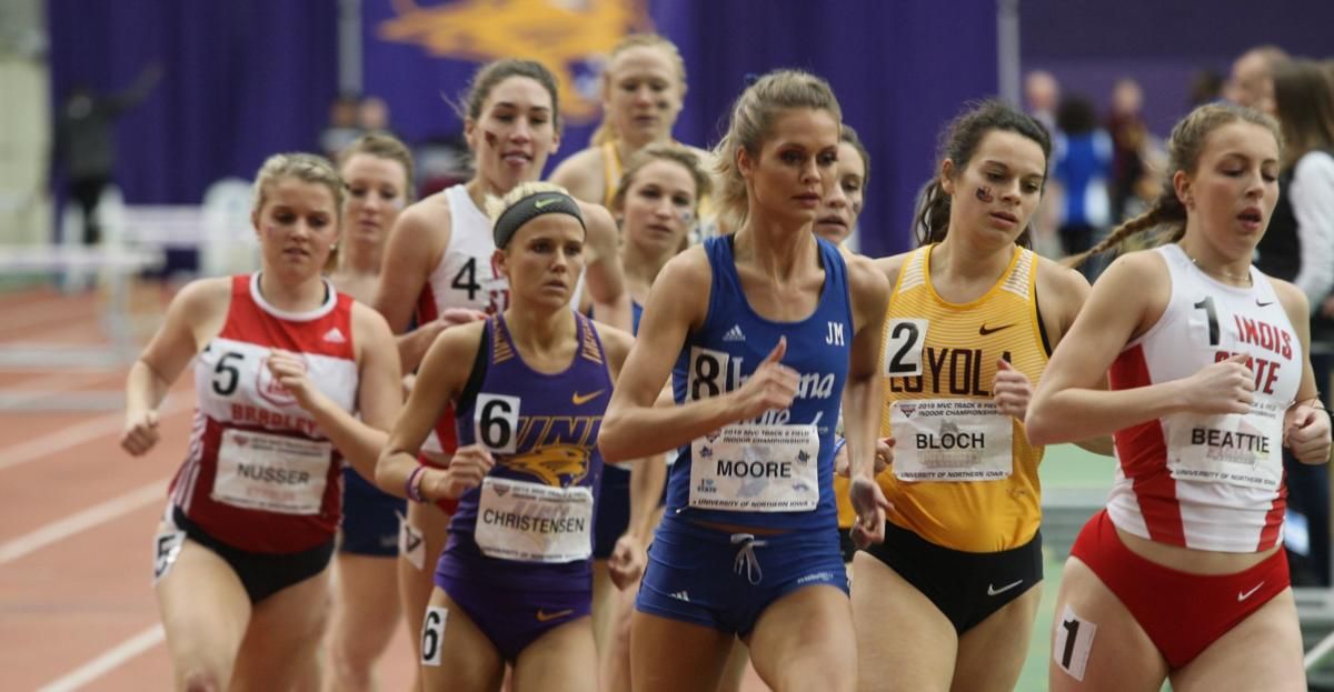 Tiffany Christensen Mile run