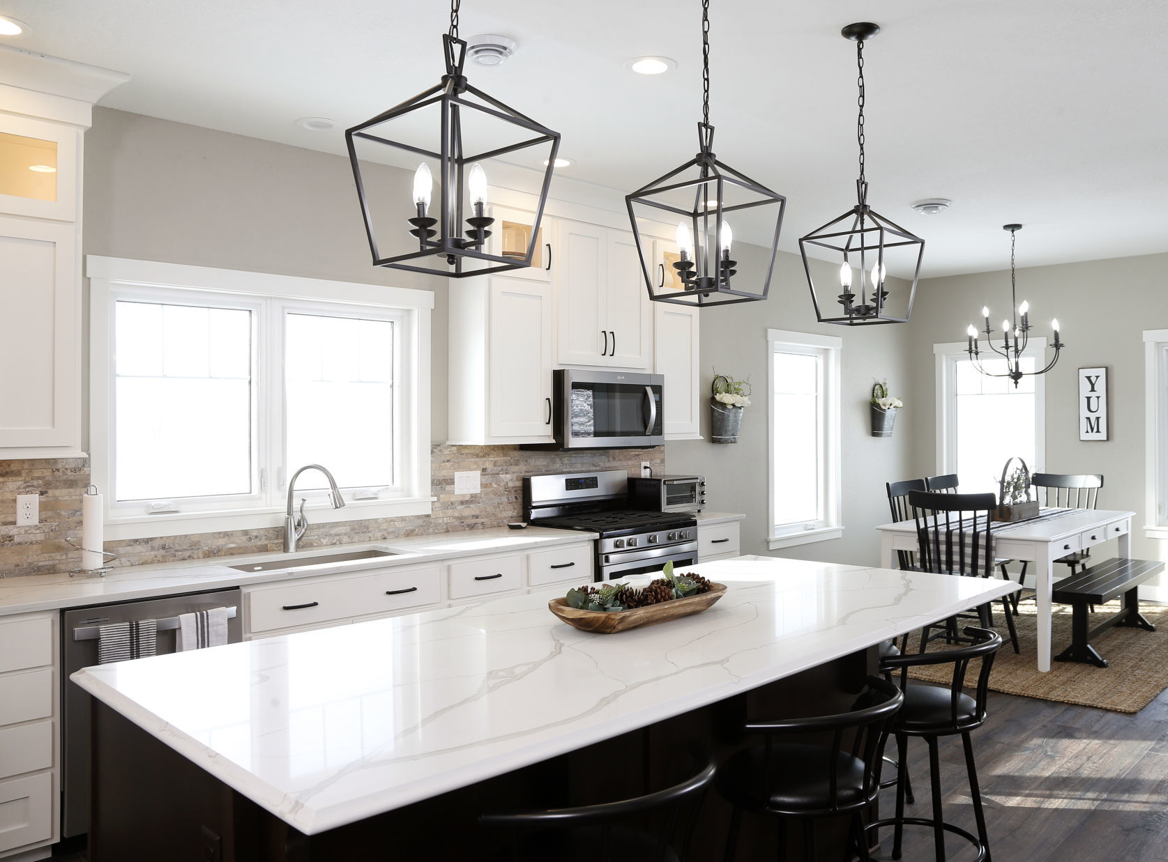 - 10 Stand-out Kitchen Designs Lifestyles Wcfcourier.com