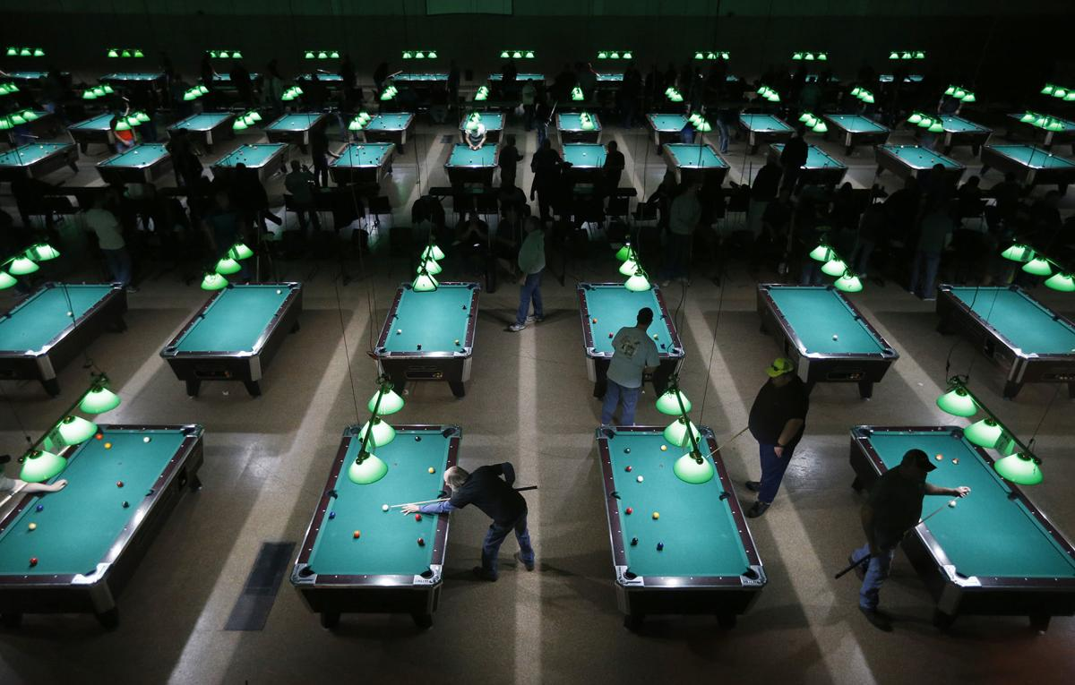 Downtown racks up visitors with state pool tournament | Local News