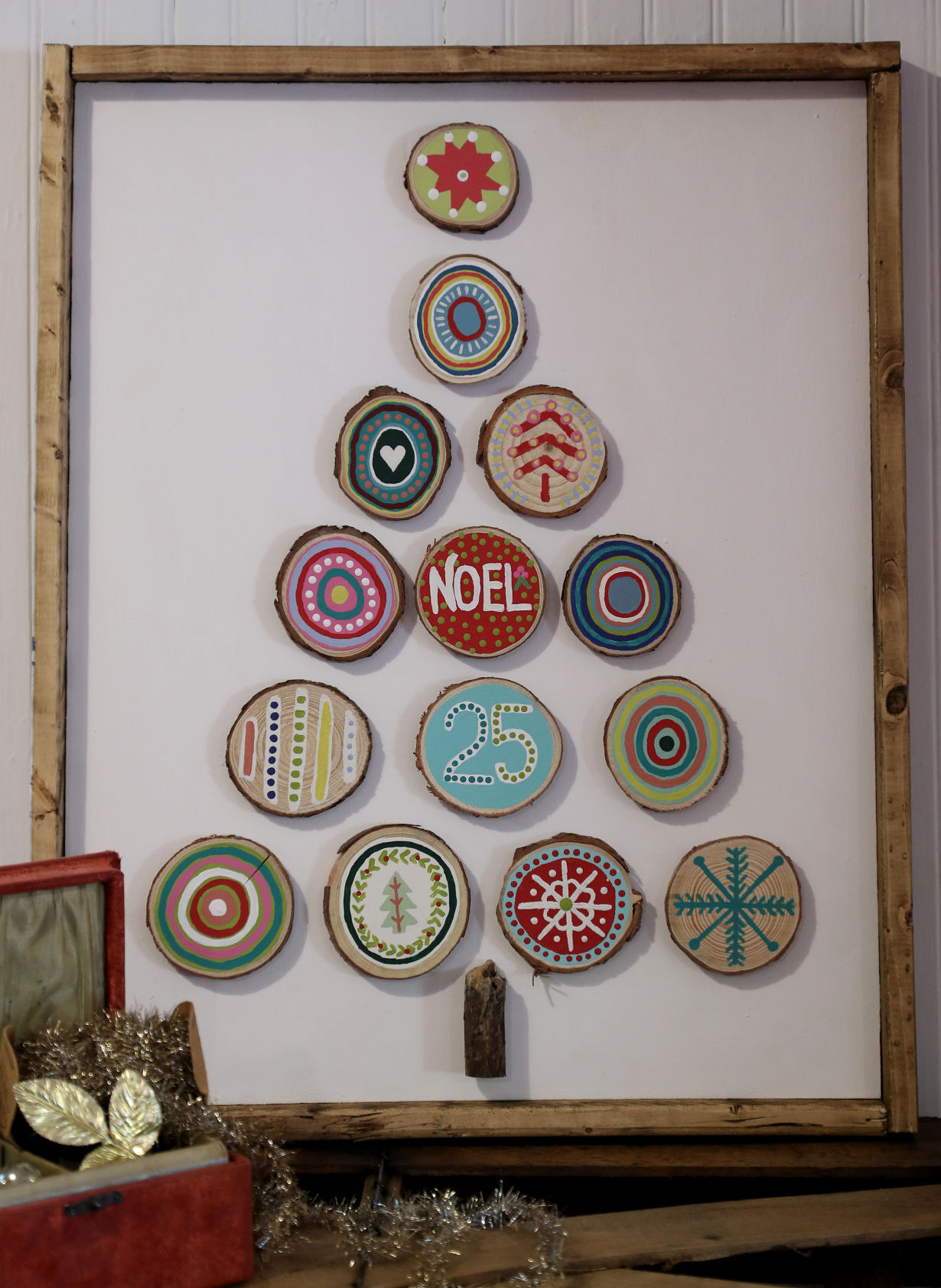 By The Slice Use Birch Wood Circles To Create Ornaments Gifts Decorating Wcfcourier Com