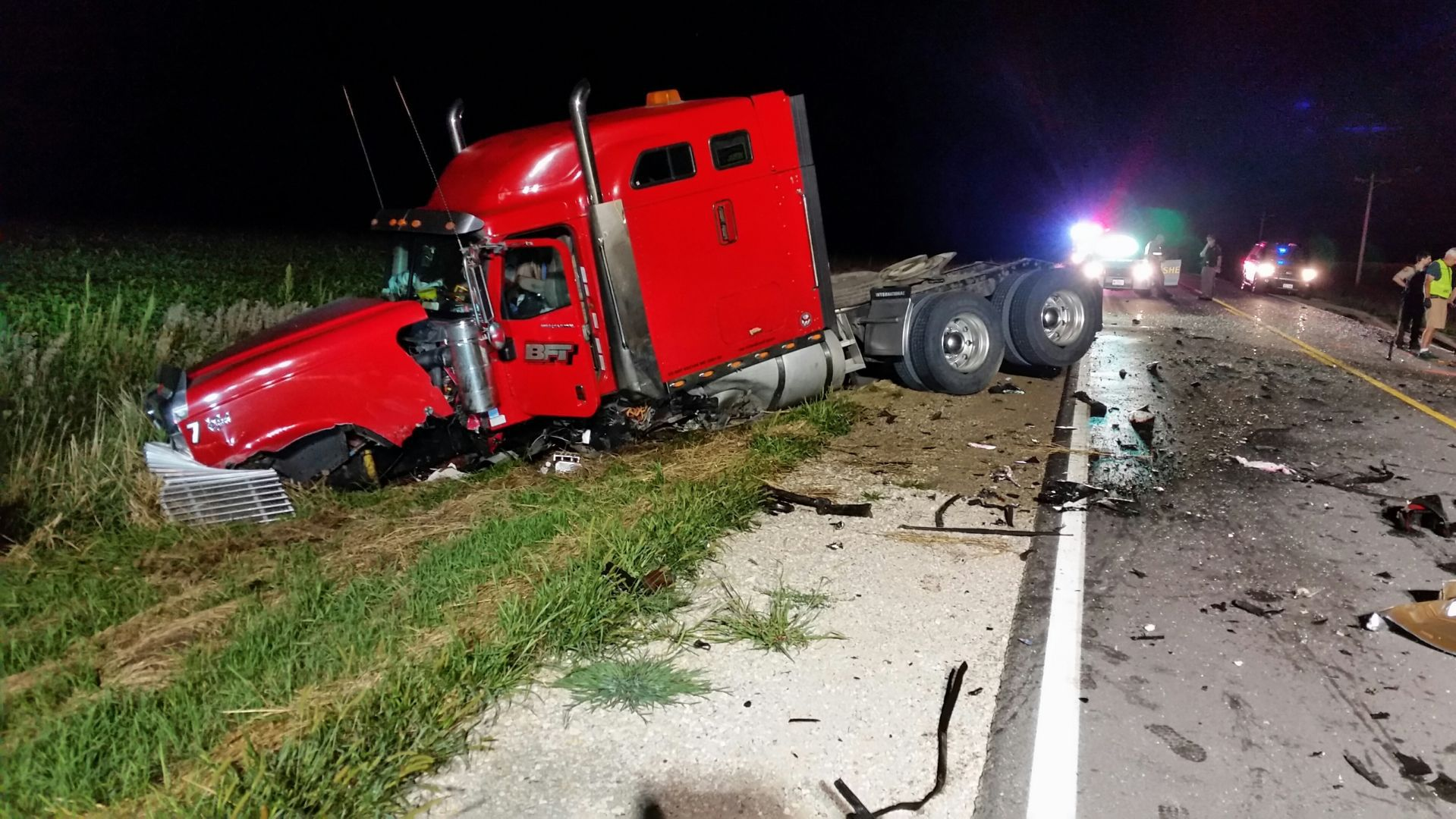 Update One Dead One Hurt In Crash South Of Parkersburg Local