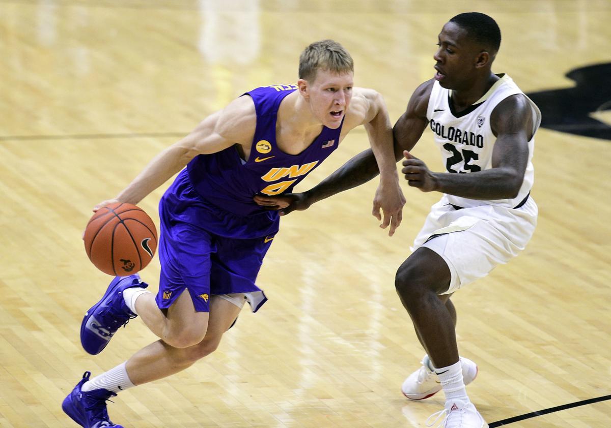 N Iowa Colorado Basketball