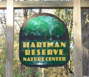 hartman reserve sign