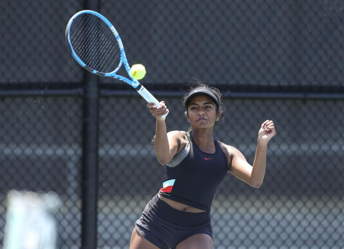 Cedar Falls tennis 2