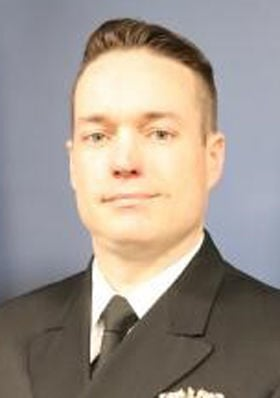 Lt. Cmdr. Damian Smith