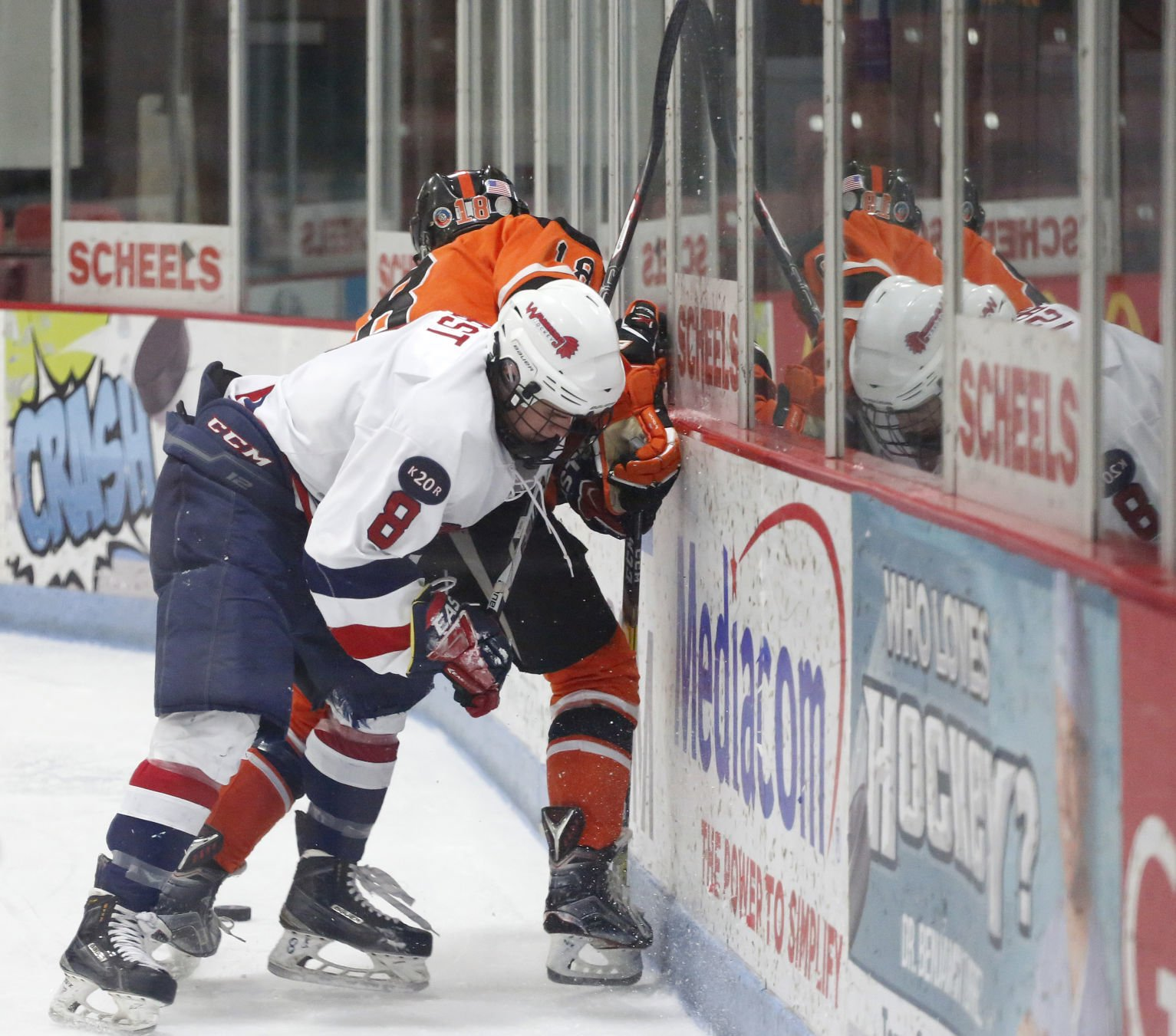 IA H.S.: Prep Hockey - Warriors Eager To Get Started