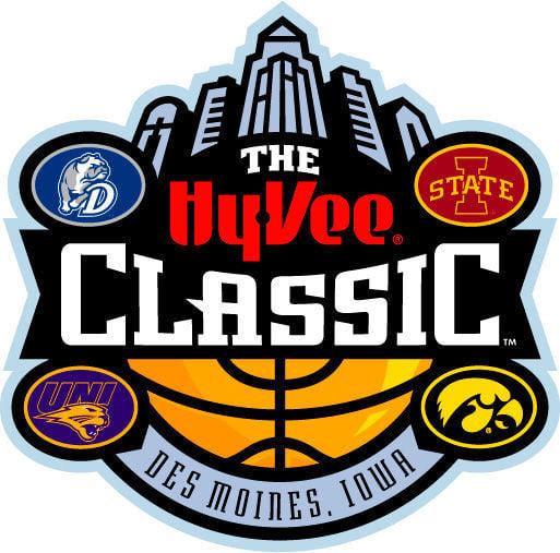 Hy-Vee Classic men's basketball logo