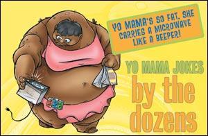 yo mama jokes by the dozens coverstory