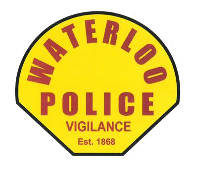 New Waterloo Police Logo