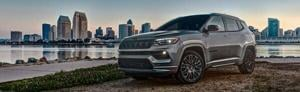 2022 Jeep Compass: Plusher Accommodations And Upgraded Tech.