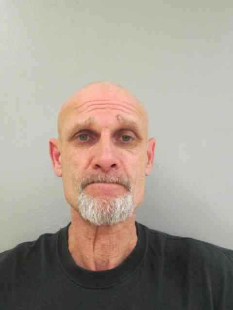 man arrested on sex registry violation