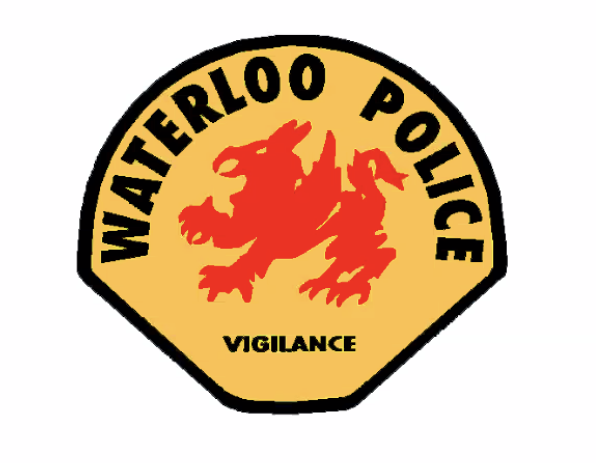 Waterloo Police Department Logo