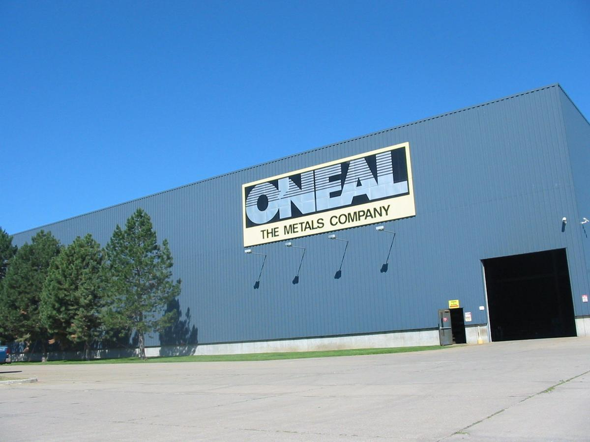 O'Neal Steel Picture