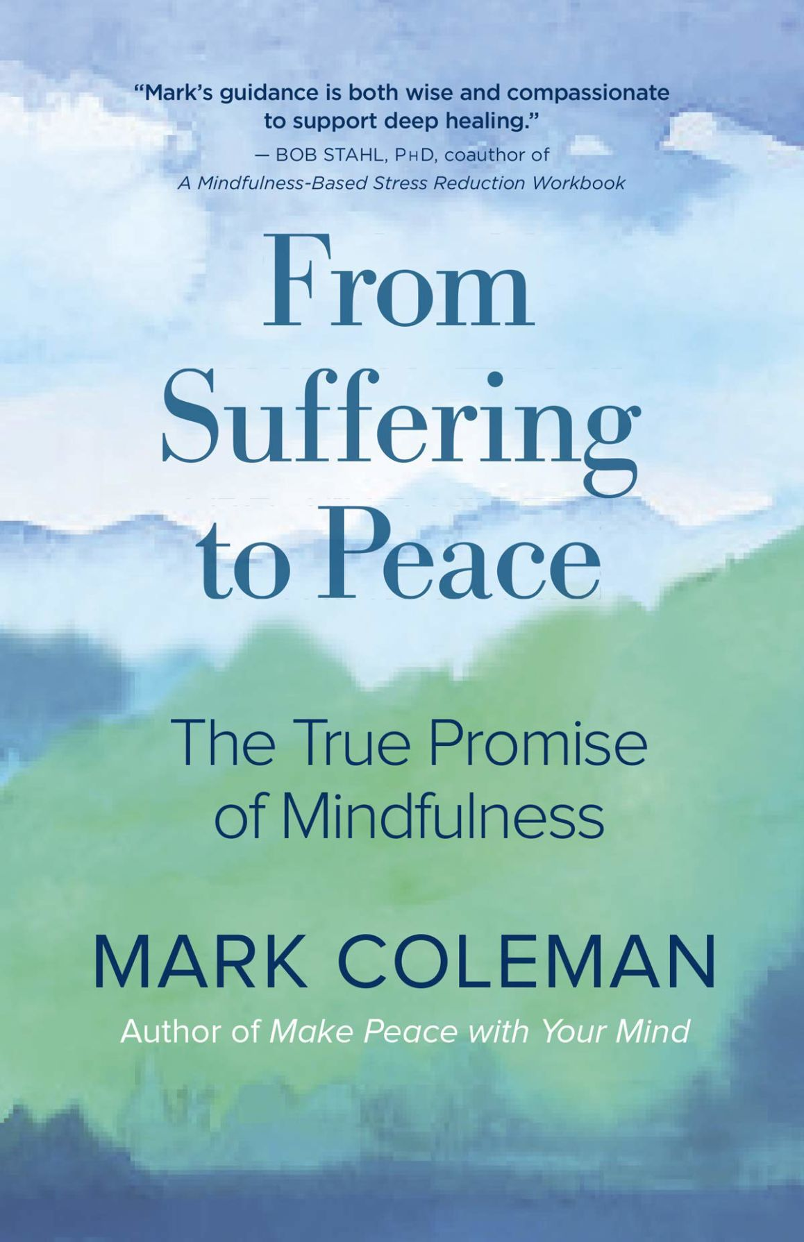 From Suffering to Peace book cover