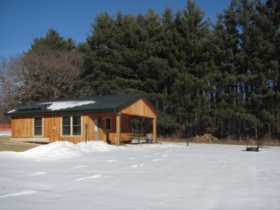 North cabins