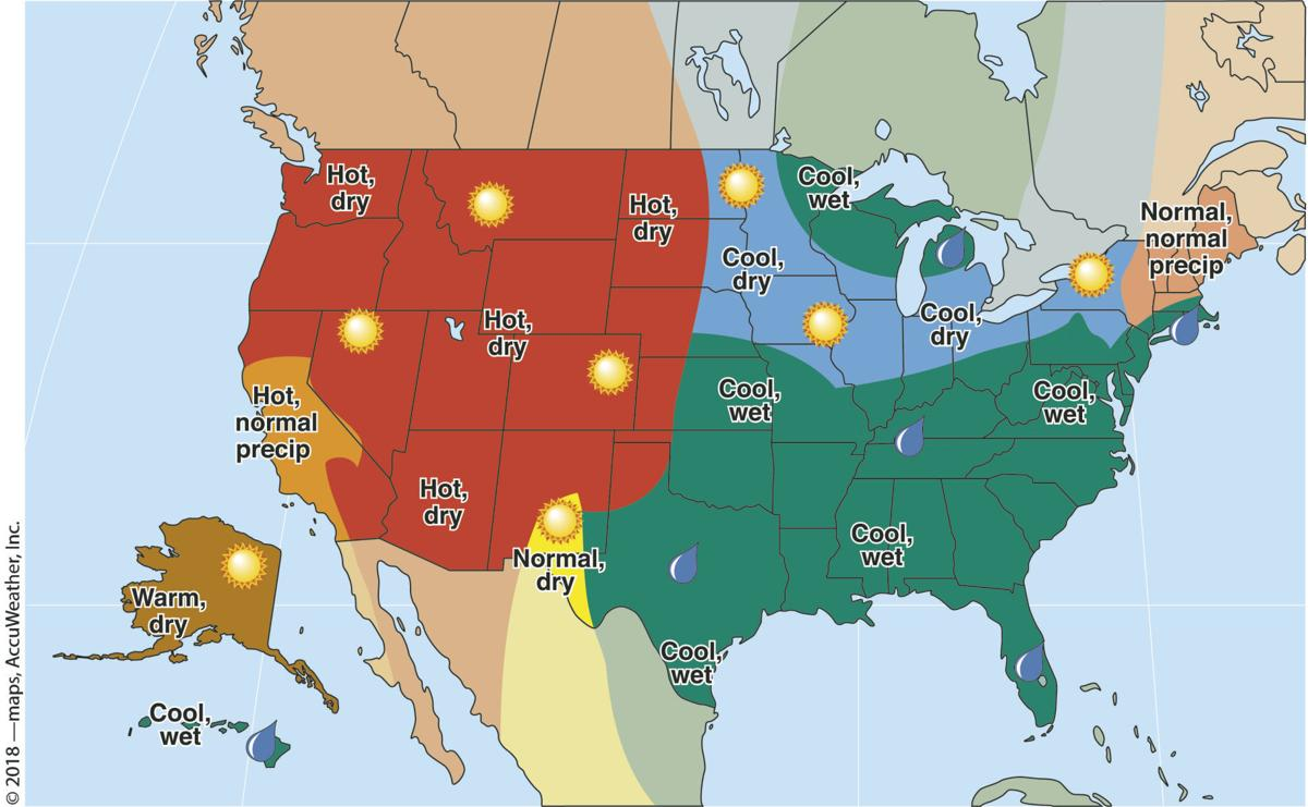2020 And 2019 Winter Forecast Farmers Almanac.Winter Milder Than Normal Old Farmer S Almanac Predicts
