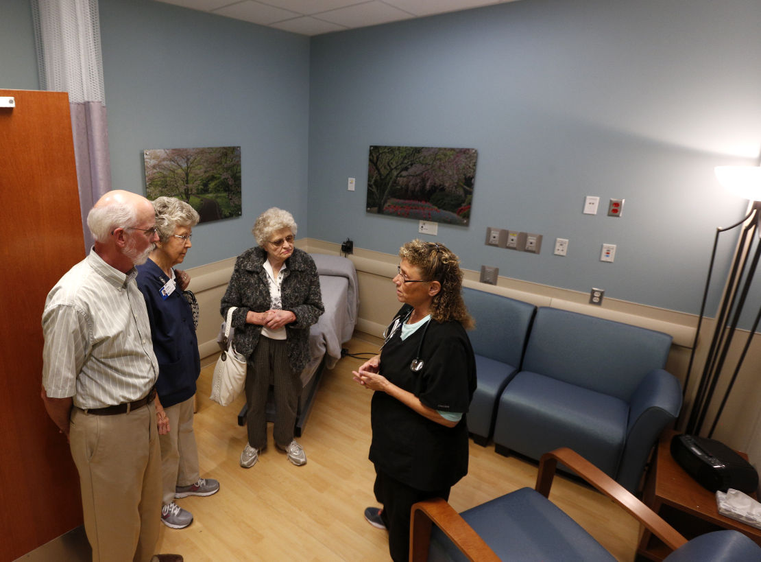 Allen Hospital Opens Special Care Room For Sexual Assault Victims