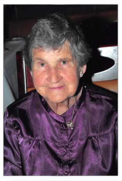 Reba Gummert (1922-2018)