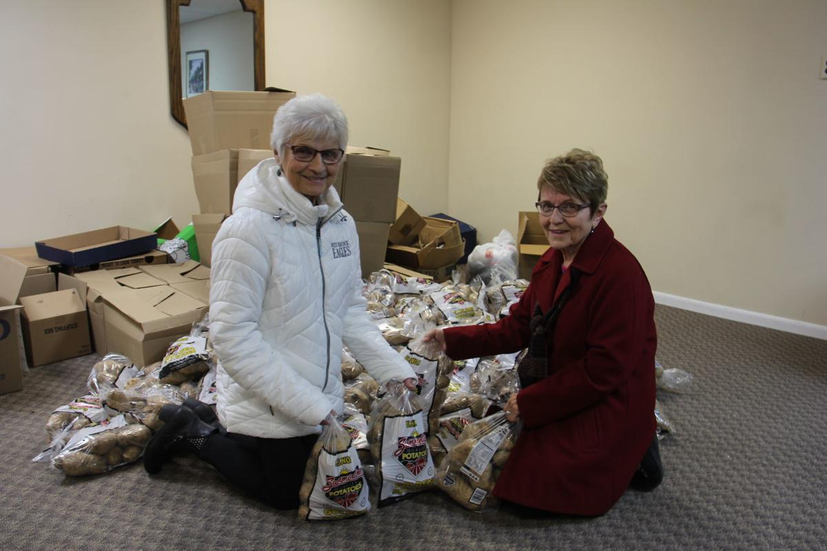 Britt food bank photo 2