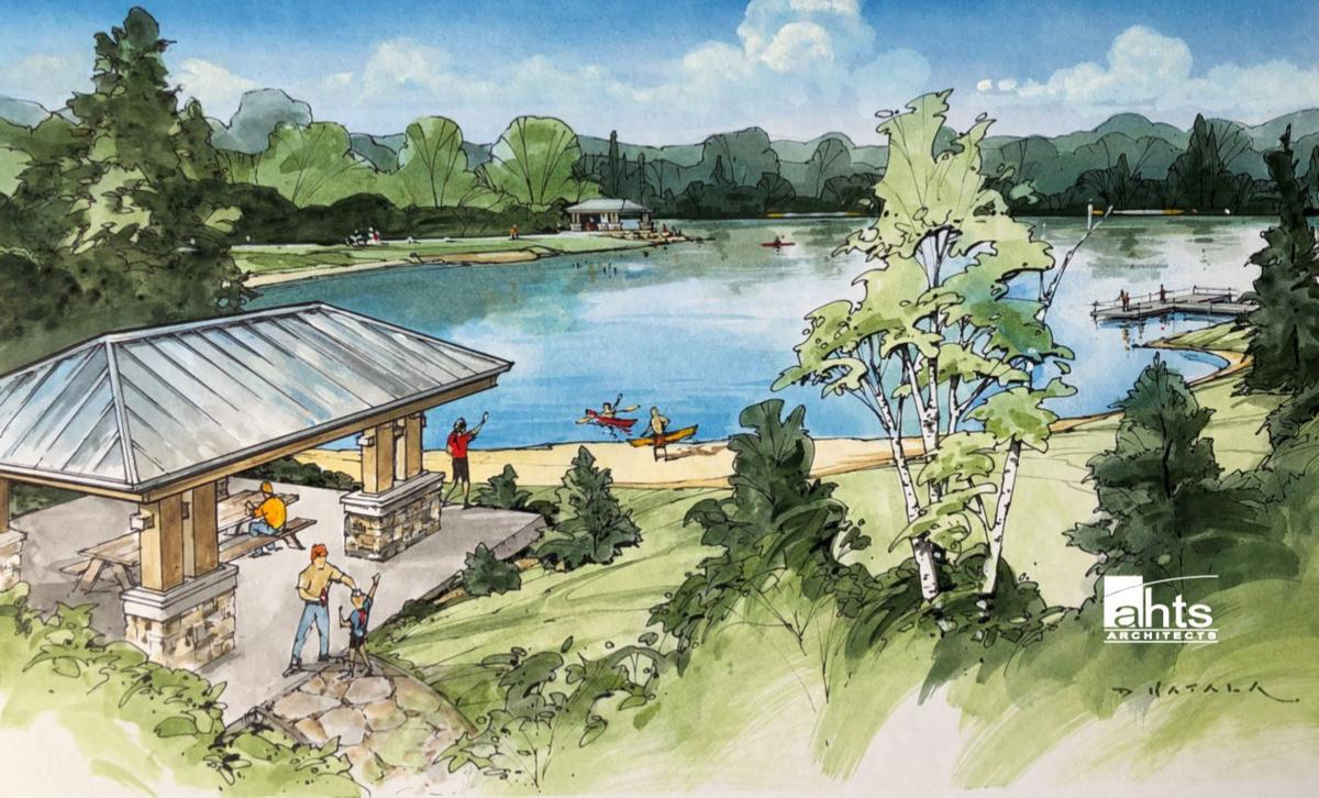 Greenbelt Lake Concept