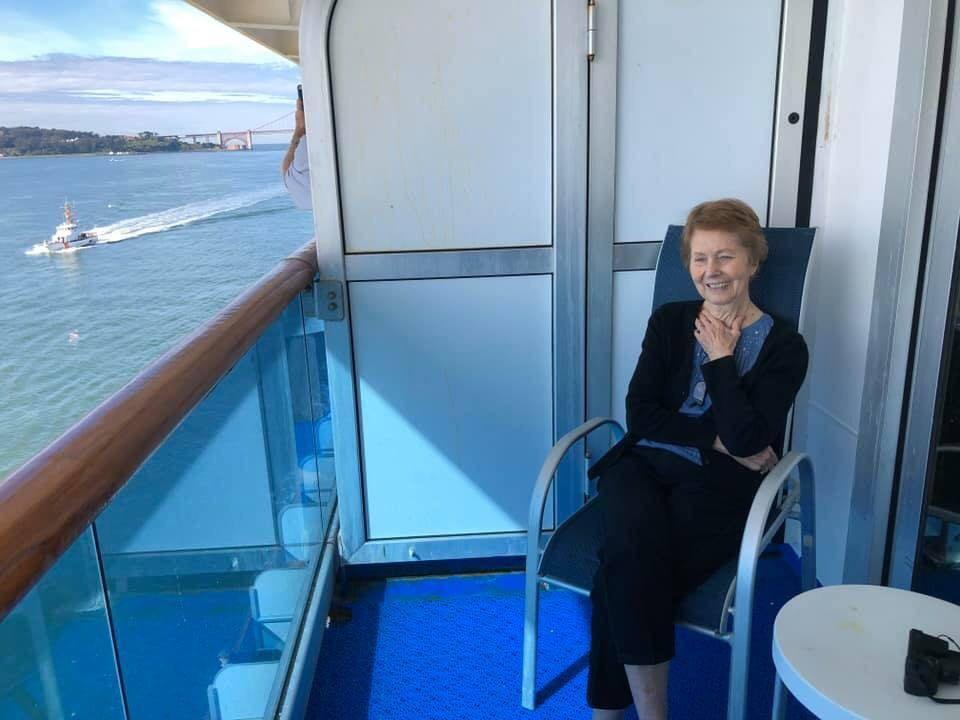 UPDATE: Cedar Falls grandmother on ship